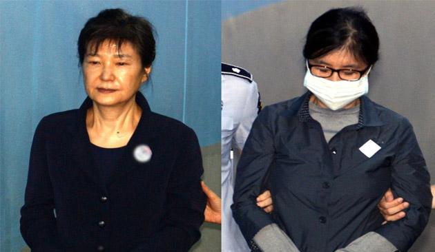 박근혜·최순실 재판