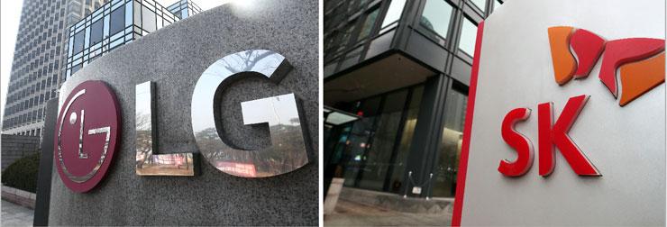 LG-SK 배터리 분쟁