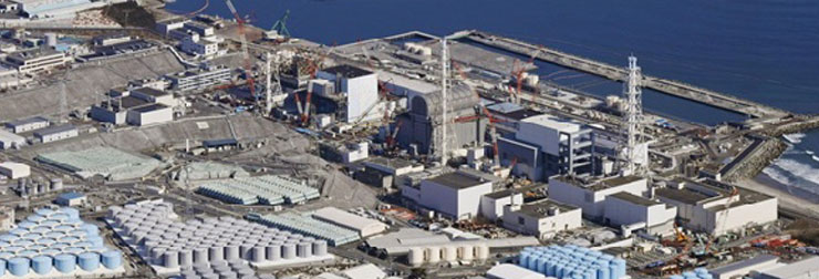日 후쿠시마 원전 오염수 방류