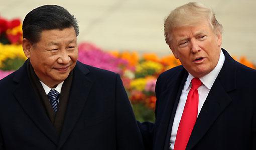 """중국 외교부 """"보호무역주의, 국제사회에 해로워"""""""