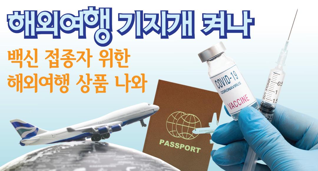 [뉴스+] 백신 맞고 해외여행 가능?…격리없는 해외여행 모든 것